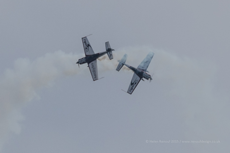 The Blades - just completed a pass. ISO100, F10, 1/400 sec