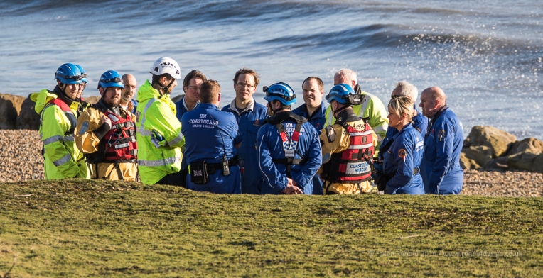 Coastguard incident