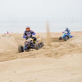 Quad Bike Action - ISO800, F5, 1/2500 sec